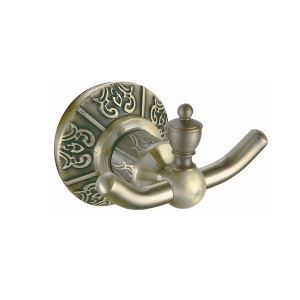 Oil Rubbed Bronze Finish Wall-mounted Robe Hook