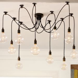 (In Stock) Country Style  Pendant Light 10-light ceiling lights