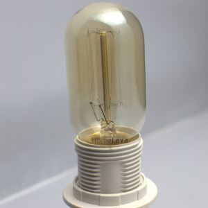 40W E27 Retro/Vintage Edison Light Bulb T45 Halogen Bulbs