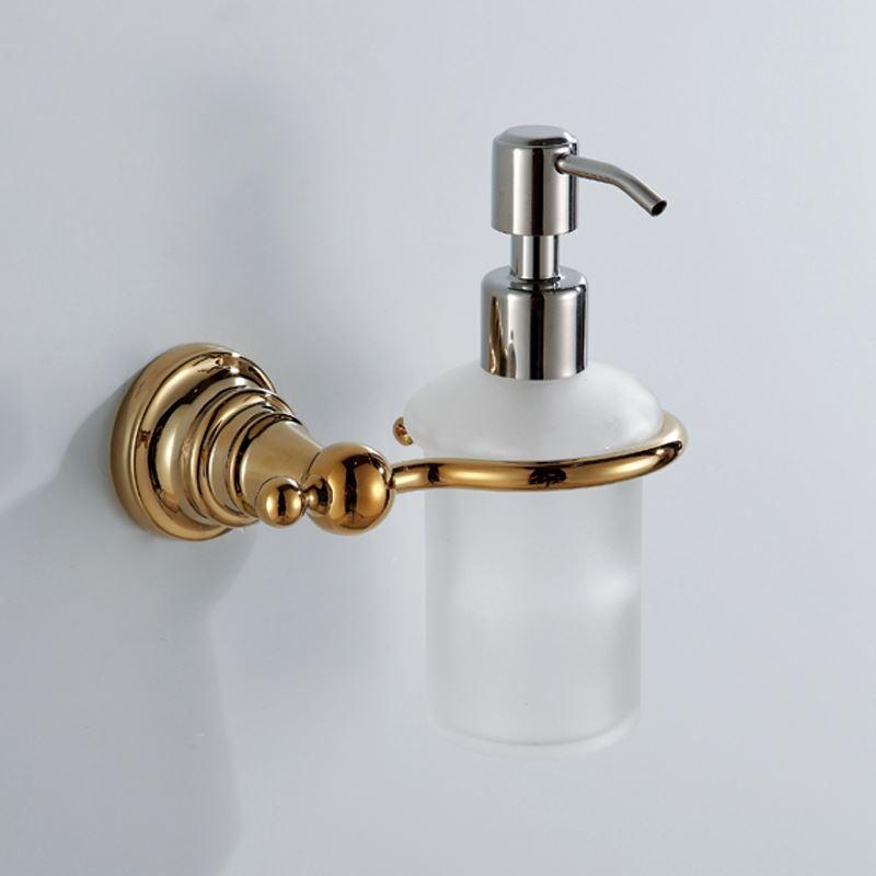 Bathroom Soap Holders Contemporary Ti Pvd Finish