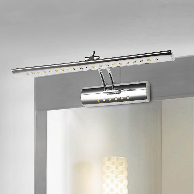 Image of 5W 7W Modern Contemporary LED Electroplating Chrome-colored Cool/Warm White Mirror Wall Lights