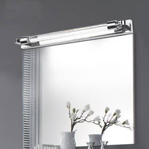 Modern Chrome Finish 4W 6W led Mirror Wall Light Energy Saving