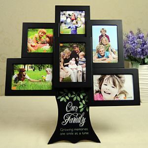 (In Stock) 7 Inch  Family Tree Picture Frame set