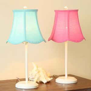 40W E26/E27 Country Pastoral Style Hardware & Fabric Table Lamp