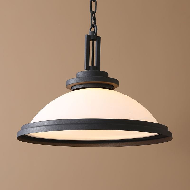 Out Of Stock 40w E26 E27 Country Light Black Chandelier