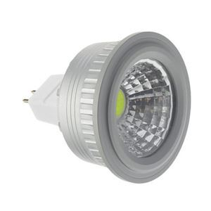 MR16  LED Spotlight Silver Gray Color