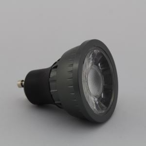 GU10 LED Spotlight Black Color