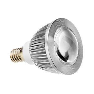 E14 LED Spotlight Silver Color