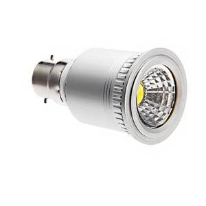 B22  LED Spotlight Silver Gray Color