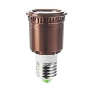 E27 LED Spotlight Brown Color