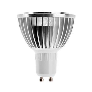 GU10 LED Spotlight Silver Color