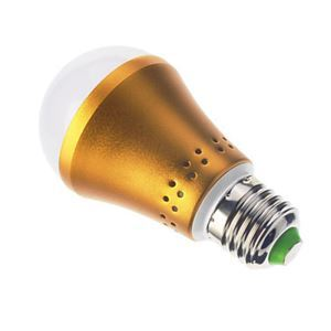 E27 led Light Bulb 3W 240lm 180°SMD 5050 AC85-265V Golden Led Globe Bulb