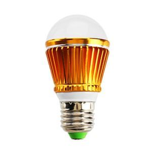 E27 led Light Bulb 3W 240lm Beam Angle 180°SMD 5050 AC85-265V Golden Led Globe Bulb