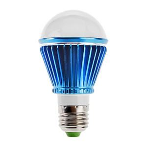 E27 led Light Bulb 3W 240lm Beam Angle 180°SMD 5050 AC85-265V Blue Led Globe Bulb