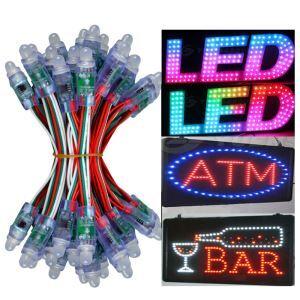 100 LEDs String Lights DC5V IP68 Waterproof 10M RGB Christmas Party Lights