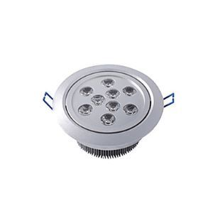 9W led Ceiling Light 810LM WW AC85-265V