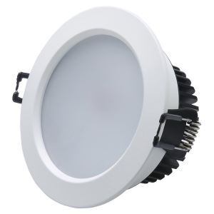9W White led Ceiling Downlight 810LM WW AC85-265V