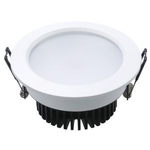12W led White Ceiling Downlight 1080LM WW AC85-265V