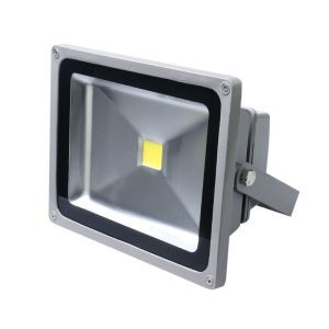 20W Grey led Flood Light 1800LM NW/WW AC85-265V