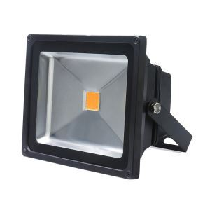 30W Black Flood Light 2700LM NW/WW AC85-265V
