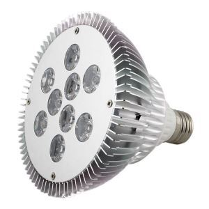 9W led PAR 850LM AC85-265V LED Spotlights