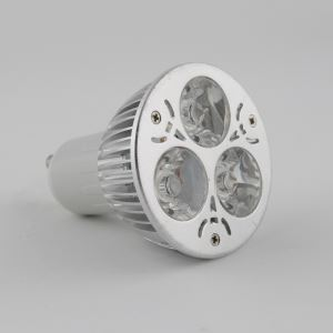 3W GU10 led 320LM WW AC85-265V LED Spotlights