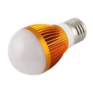 e27 5w led Golden 450lm WW/NW 2800-6500k AC85-265V LED Globe Bulbs