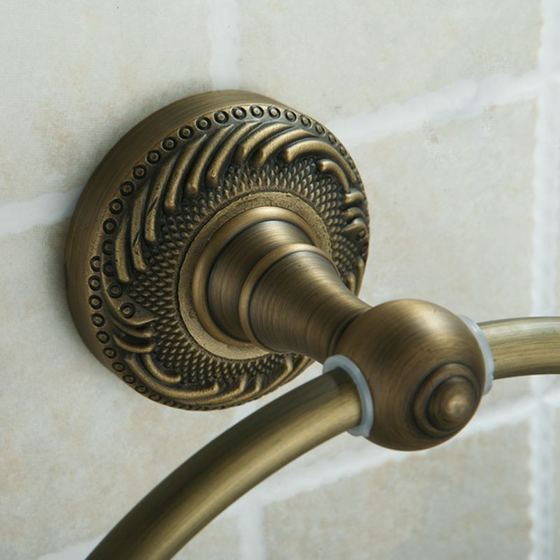 bathroom towel rings antique vintage wall mounted