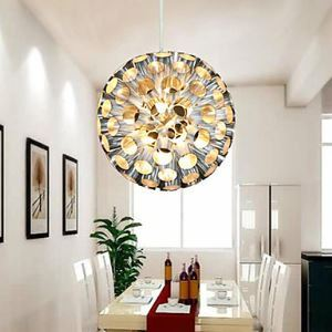 3-Light Pendant Light in Metal