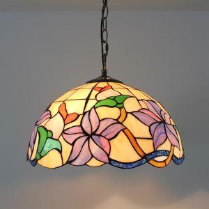 Tiffany Pendant Light with 1 Light