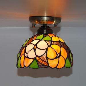 Mini Tiffany Ceiling Light