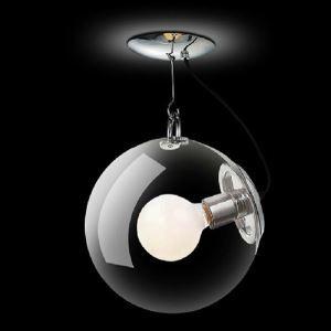 Soap Bubble Pendant Light with 1 Light