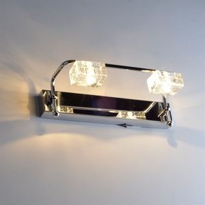 Led Bathroom Mirror Fog Light