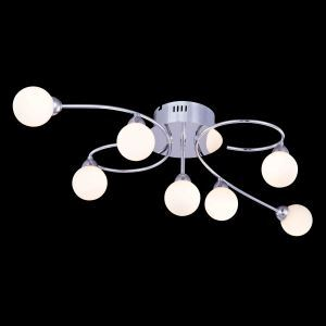 7-Light Modern Contemporary DIY Ceiling Light in Round Shape