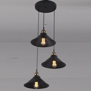 vintage pendant lights Iron Kitchen Lighting Ideas light with 3lights