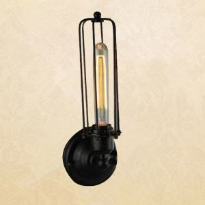 American Country Style Wall Light Indoor Decorative Metal Wall Lamp