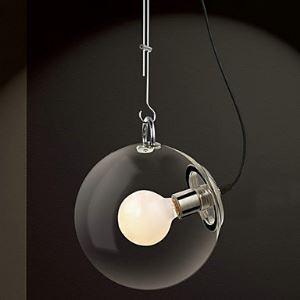 1 - Light Soap Bubble Pendant Light