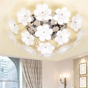 Modern/Cotemporary Fashion Creativie Crystal Pendant Light-9Lights