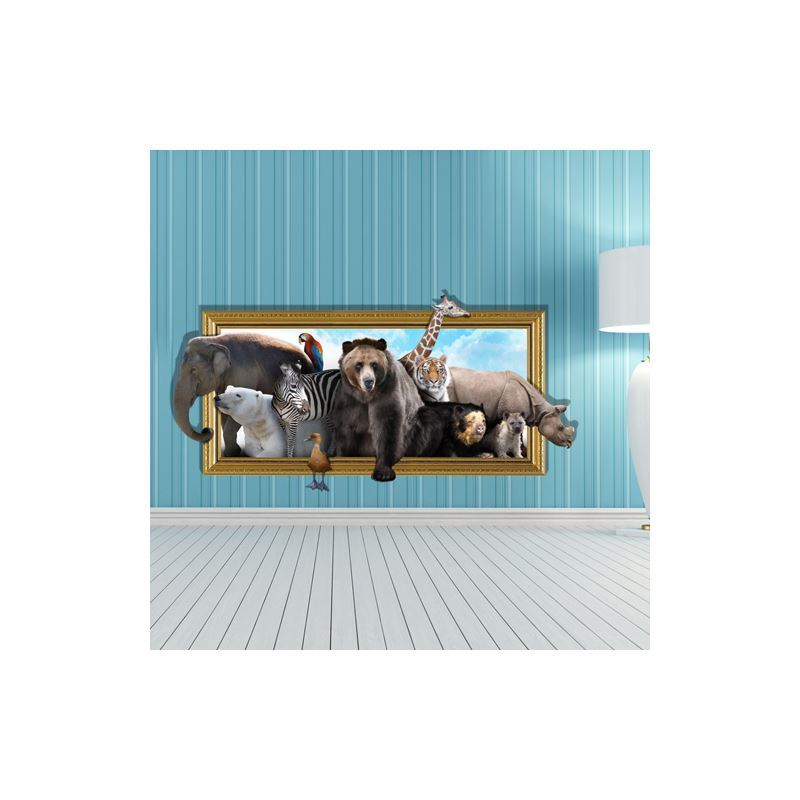 home decor wall art wall stickers 3d wall stickers 3d wall sticker decor decal vinyl art mural home window