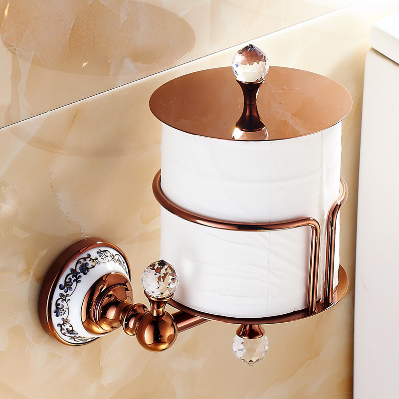 Bathroom Toilet Roll Holders European Country Bathroom