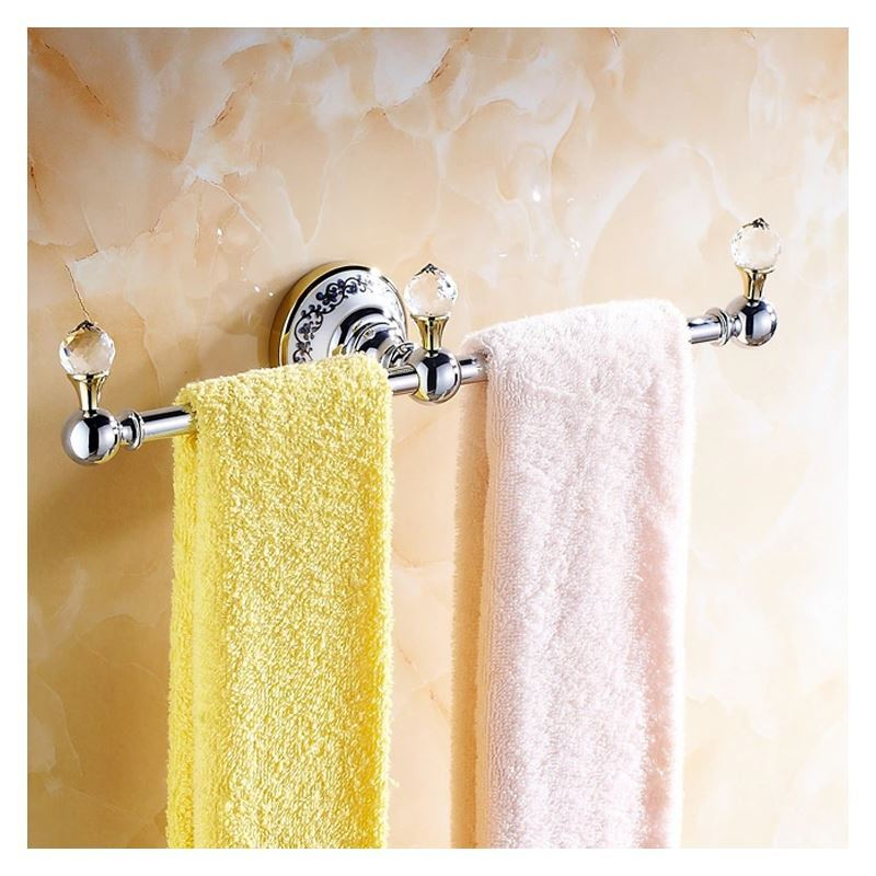 Where To Put Towel Bars In Bathroom: Modern Bathroom Accessories