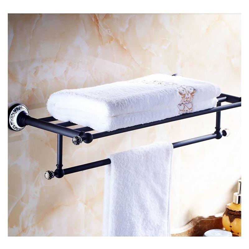 Bathroom towel bars vintage bathroom accessories orb for Bathroom accessories towel racks