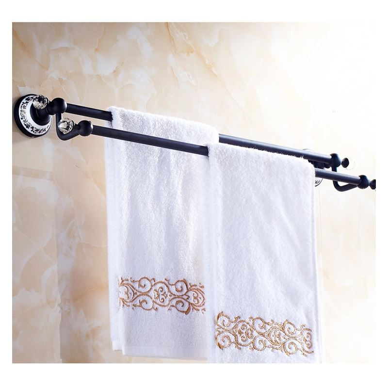 Bathroom Towel Bars Vintage Bathroom Accessories Orb Towel Rack Brass Towel Bar