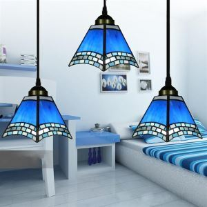 (In Stock) 40W Antique Inspired Pendant Light with 3 Lights