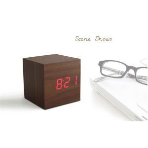 Stylish LED Digital Mini Alarm Clock