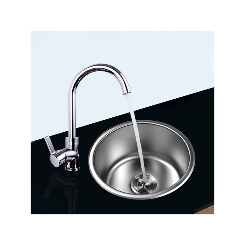Faucets Kitchen Sink 16 Inch Topmount Sink Stainless