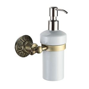 Oil Rubbed Bronze Finish Long Handle Soap Dispenser