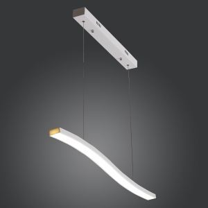 Modern Simple Fashion LED Frosted Lights Acrylic Pendant Light