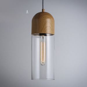 Modern Simple Fashion Glass Pendant Light 3 Designs 1 Light Dining Room Lighting Ideas Living Room Bedroom Lighting