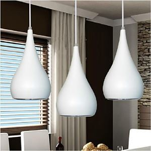 18w Modern Chandelier LED Droplight Gourd Shape Dining Room Lighting Ideas Lights AC85-265v Energy Saving